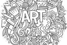 Schoolbox/Art-Colouring