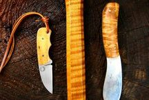Knives and hatchets / Knives and hatchets