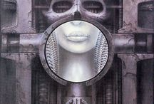 Mind Bending Art / H.R. Giger One of the greatest artists of mind provoking art and sculpture in the modern age!