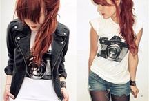 Clothes/style/fashion / I like !!