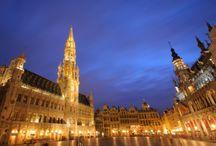 Belgium trip!  / by Jasmin De Klerk