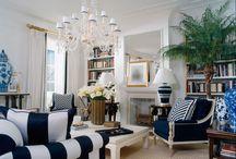 Dream Reno- Living Room Ideas / by Candace Lemond