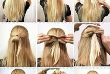 Hairy things / About hair styles