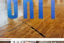 typografie in ruimtes