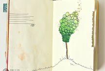 grafika - ilustrácie