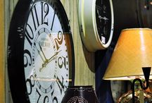 'Tic toc' - Need a clock? / Great assortment of heritage clocks as well as some industrial and modern
