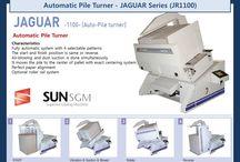 Automatic Pile Turner