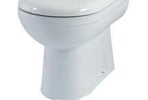 Phoenix Emma White Ceramic Back To Wall Toilet Pan & Luxury Soft Close Seat