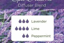 Essential Oils for Diffusing