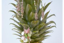 Ananas - Pineapple / Créations inspirées de ce fruit acidulé et de la tendance tropicale !