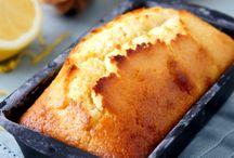 Cakes sucrés au citron
