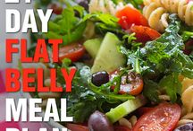 Meal Plan Flat Belly