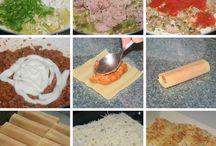 Recetas paso a paso / Recetas de cocina con fotos paso a paso del proceso. Cocina fácil.