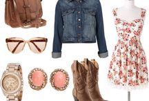 What to Wear - Seniors / by Heather Sharp Stockton