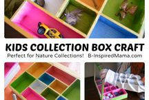 Kids fun organizing tools / by julie A