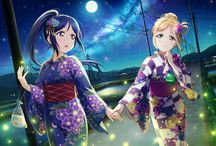 Love Live SIF (UR Pairs)