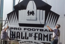 Snippets  / Short clips of, about, and around the Pro Football Hall of Fame.