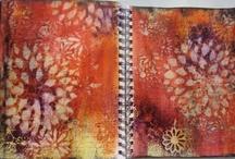 Crafty Mix'N Media/Art Journaling / by Nathalie Brunet-Deschamps