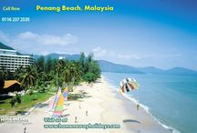 Penang Beach, Malaysia Holidays