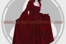 Womens Medieval Clothing / Womens Medieval and Renaissance Clothing / by Swords of Honor