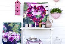 For the Home, For the Garden / Home and Garden Inspirations