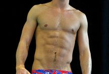 Hunks - Athletes: Diving / Photo galleries dedicated to divers who I think are sexy.
