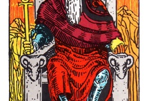 Tarot Project - The Emperor
