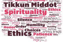 Mindfulness / Exploring Tikkun Middot and the practice of mindfulness.