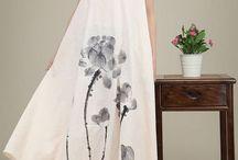 роспись текстиль