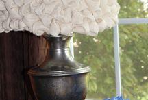 burlap crafts / by Brandi Worthen