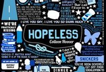 ❥ Colleen Hoover || CoHo