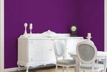 Puristische Farbwelten / #Einfarbig = Eintönig? Falsch. Bei #Bilderwelten erlebst du, wie #Uni #Tapeten richtig zur Geltung kommen und sich in deinen Wohnstil einfügen. Also, welche ist deine Lieblingsfarbe? #Tapete #gelb #orange #rot #blau #grün #grau #türkis #violett #braun #beige #rosa