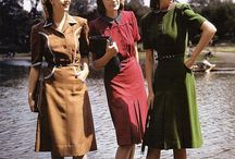 The 40s ..so stylish!!