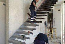 economy stairs