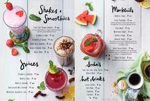 Ice menu