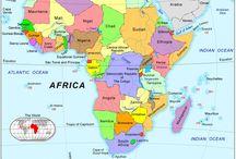 COUNTRIES ~ Africa ~ Afrikka