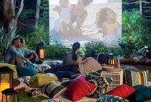 Noites De Cinema Ao Ar Livre