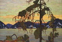 Tom Thomson (1877 - 1917) / Art from Canada.