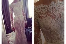 Wedding dress / null