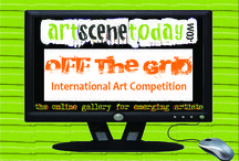 Off the Grid Art Competition / Off the Grid...art that challenges or subverts the norm.   We're looking for your best and most daring work, unique and innovative explorations of subject matter or technique.   ArtSceneToday juried competitions recognize excellence in the visual arts among emerging artists from around the world.