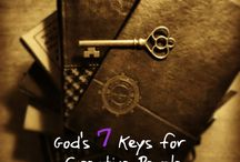 "GOD'S 7 KEYS FOR CREATIVE PEOPLE / Layout ideas for my book ""GOD'S 7 KEYS FOR CREATIVE PEOPLE"""