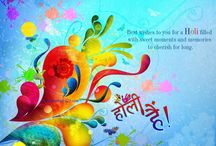 Happy Holi / Find out awesome collection of Holi Pictures, Quotes, Wishes