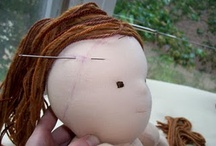Doll making / Tutorials for making dolls and parts of dolls