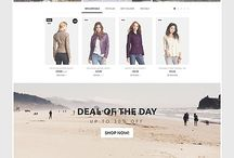 webshop design ideas