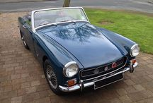 Classic British Cars / Classic British Cars