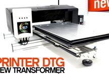 Jual Printer DTG New Transformer Produk Terbaru Bengkel Print