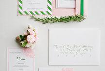things i love the invitation design
