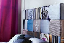 DIY bedroom ideas / by Stephanie Lynch