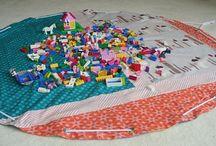 Legos / by Stephanie Silverstein