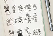// Doodles //
